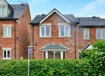 Thumbnail 3 bedroom end terrace house for sale in Butlerwood Close, Kirkby In Ashfield, Mansfield, Nottinghamshire