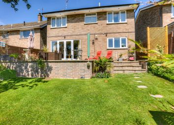 Thumbnail 4 bed detached house for sale in Bunny Lane, Keyworth, Nottingham