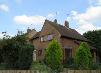 Thumbnail 4 bed end terrace house for sale in Birchs Close, Hockliffe, Leighton Buzzard