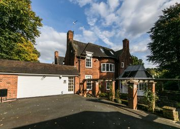 Thumbnail 4 bed end terrace house for sale in Arlington Drive, Mapperley Park, Nottingham