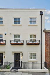 Thumbnail 4 bed terraced house for sale in South End, London