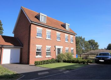 Thumbnail 5 bed detached house for sale in Bilberry Close, Red Lodge