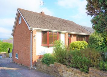 Thumbnail 3 bed detached house for sale in Park Mount Drive, Macclesfield