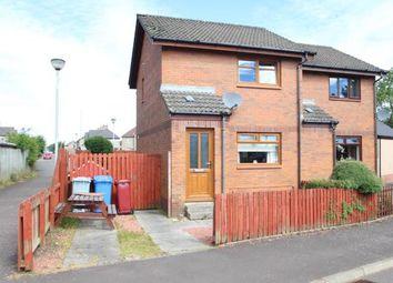 2 bed semi-detached house for sale in Strath Peffer, Law, Carluke, South Lanarkshire ML8