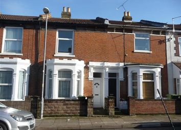 Thumbnail 3 bed terraced house to rent in Shearer Road, Fratton, Portsmouth
