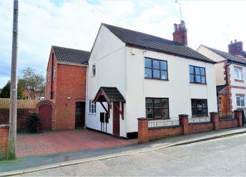 Thumbnail 4 bed detached house for sale in Bridge Street, Castle Gresley, Swadlincote