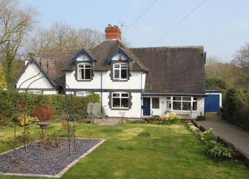 Thumbnail 3 bed semi-detached house for sale in The Green, Clayton, Newcastle-Under-Lyme