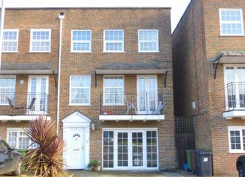 Thumbnail 3 bed town house for sale in Cavendish Crescent, Elstree, Borehamwood
