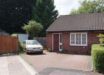 Thumbnail 2 bed semi-detached bungalow for sale in Hawkins Close, Birmingham