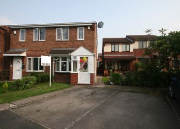 Thumbnail 2 bedroom semi-detached house for sale in Crown Court, Victoria Mews, Wednesbury