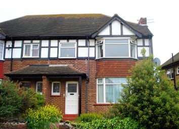 Thumbnail 2 bed flat to rent in Carlton Avenue, Broadstairs