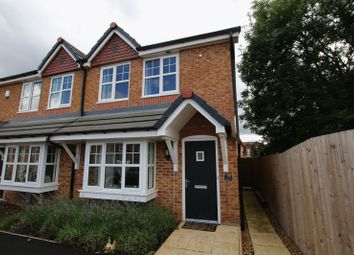 Thumbnail 3 bed semi-detached house for sale in Saxon Place, Penwortham, Preston