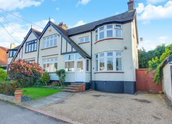 Thumbnail 3 bed semi-detached house for sale in Beresford Gardens, Hadleigh, Benfleet