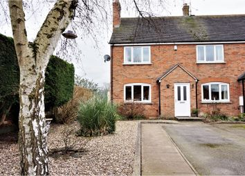 Thumbnail 3 bed end terrace house for sale in Old School Yard, Sapcote