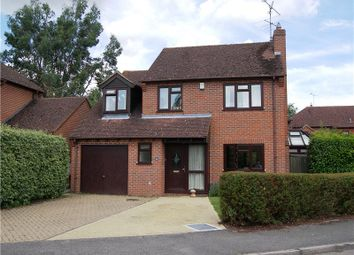 Thumbnail 4 bed detached house to rent in The Hawthorns, Charvil, Berkshire
