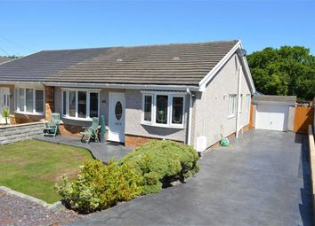 Thumbnail 3 bed semi-detached bungalow for sale in Brookside, Gowerton, Swansea
