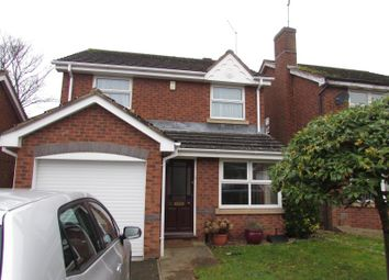 Thumbnail 3 bed detached house to rent in Jenner Crescent, Kingsthorpe, Northampton