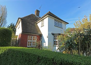 Thumbnail 3 bed detached house for sale in Brookland Rise, London