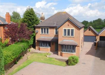 Thumbnail 4 bed detached house for sale in Colleys Lane, Willaston, Nantwich