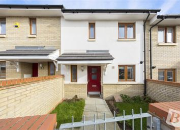 Thumbnail 3 bed terraced house for sale in Rosewood Mews, Gravesend, Kent