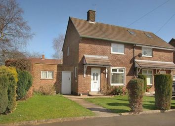 Thumbnail 2 bedroom semi-detached house for sale in Reney Avenue, Sheffield, South Yorkshire