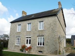 Thumbnail 4 bed farmhouse for sale in Barenton, Basse-Normandie, 50720, France