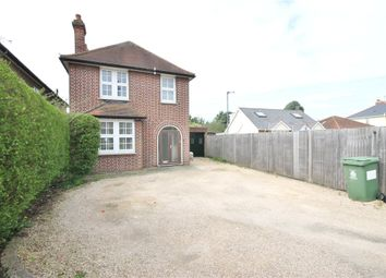 Thumbnail 3 bed detached house for sale in Straight Road, Old Windsor, Berkshire