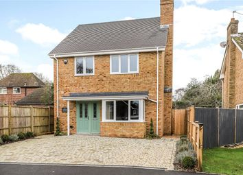 Thumbnail 4 bed detached house for sale in Ruffield Close, Winchester