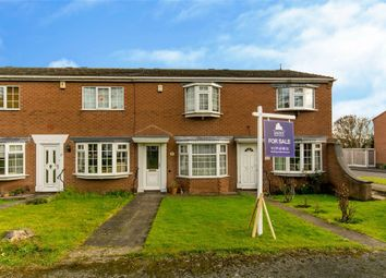 Thumbnail 2 bed town house for sale in Clarehaven, Stapleford, Nottingham
