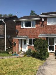 Thumbnail 2 bedroom end terrace house for sale in Bearwood, Bournemouth, Dorset
