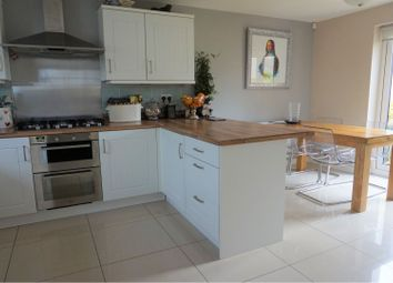 Thumbnail 4 bed end terrace house for sale in Hazel Way, Brockworth, Gloucester
