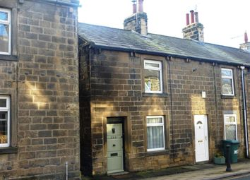 Thumbnail 2 bed end terrace house to rent in West Terrace, Burley In Wharfedale, Ilkley