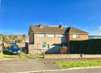 Thumbnail 3 bed semi-detached house for sale in Heol Illtyd, Cairwern, Neath