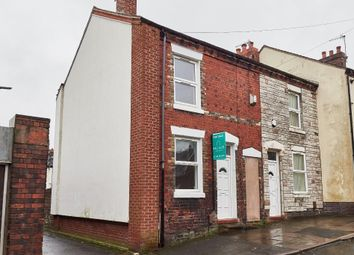 Thumbnail 2 bedroom end terrace house for sale in Parsonage Street, Tunstall, Stoke On Trent