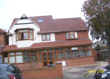 Thumbnail 6 bed semi-detached house for sale in Churchill Road, Handsworth