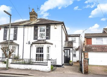 Thumbnail 3 bed semi-detached house for sale in Ashford, Surrey