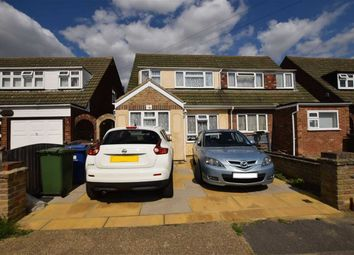 Thumbnail 4 bed semi-detached house for sale in Rodings Avenue, Stanford-Le-Hope, Essex