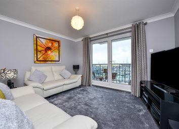 Thumbnail 2 bed flat for sale in Sovereign Court, Brighton Marina Village, Brighton