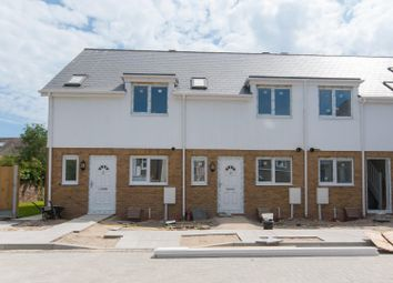 Thumbnail 3 bed terraced house for sale in Harold Close, Cliftonville, Margate