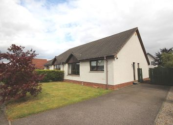 Thumbnail 3 bed semi-detached bungalow for sale in 17 Castle Heather Crescent, Inverness