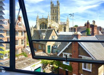 Thumbnail 2 bed flat for sale in Apt 10 Cathedral House, Gloucester