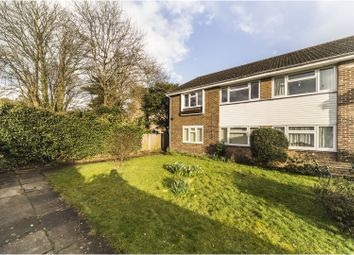 Thumbnail 2 bed maisonette for sale in Brentmead Close, London