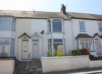 Thumbnail 2 bed terraced house to rent in Beacon Road, Newquay