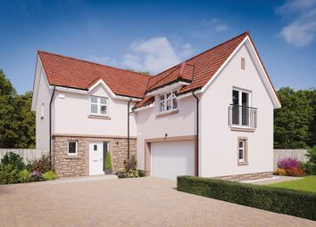 "Thumbnail 5 bed detached house for sale in ""The Dewar"" at Davidston Place, Lenzie, Kirkintilloch, Glasgow"