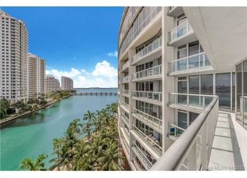 Thumbnail 3 bed town house for sale in 465 Brickell Ave 801, Miami, Fl, 33131
