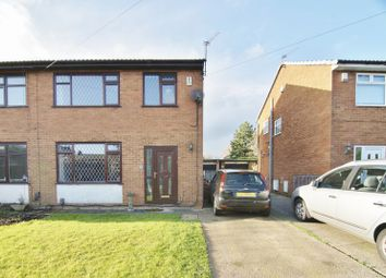 Thumbnail 3 bed semi-detached house for sale in Lodge Close, Freckleton
