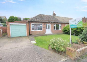Thumbnail 2 bed bungalow for sale in Park Lane, Easington, Saltburn-By-The-Sea