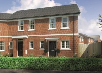 Thumbnail 2 bed semi-detached house for sale in The Aldborough At St John's, Chelmsford
