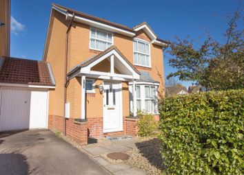 Thumbnail 3 bed link-detached house for sale in Peregrine, Watermead, Aylesbury