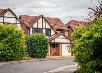 Thumbnail 4 bed detached house for sale in Coniston Close, Gamston, Nottingham